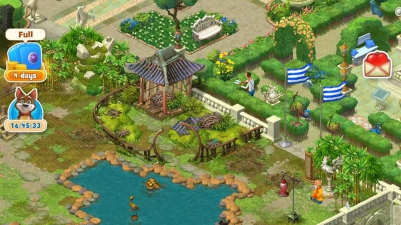 Gardenscapes Level Anzahl