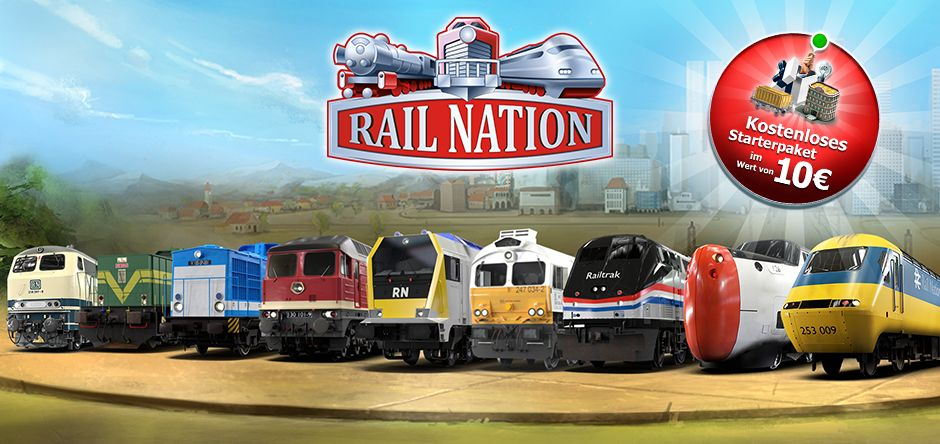 Rail Nation Gutschein