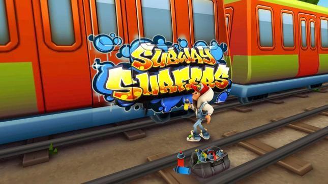 Subway Surfers Spielen