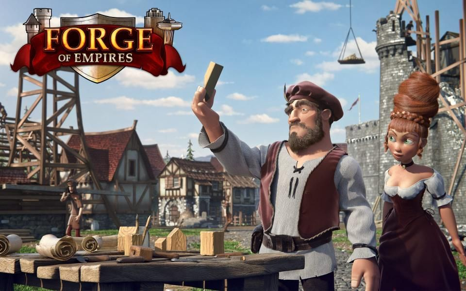 Forge of Empires - TV Campaign