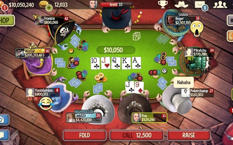 Governor Poker 3 Kostenlos Spielen